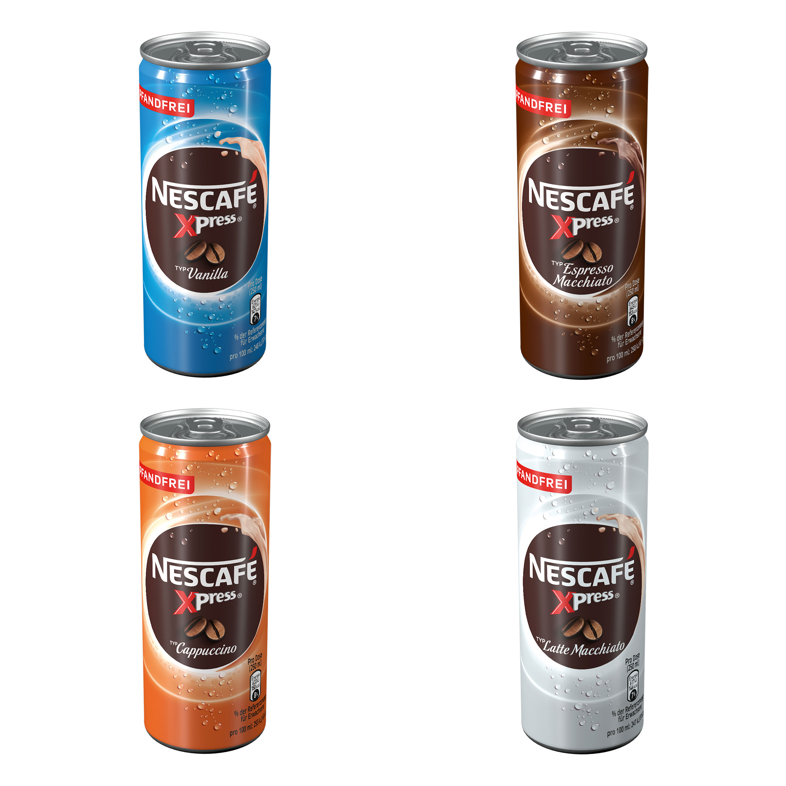 Nescafe Xpress